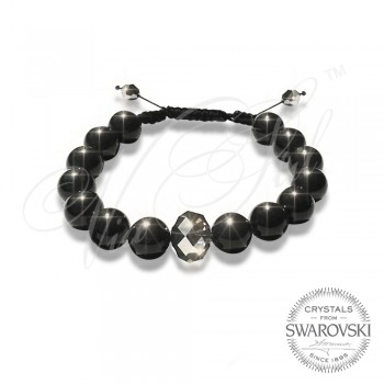 Гривна Pearls n Dark Crystal