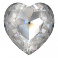 4827 HEART  SWAROVSKI ELEMENTS