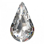 4328 XILION PEAR  SWAROVSKI ELEMENTS