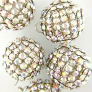 4051 CRYSTAL MESH BALL SWAROVSKI ELEMENTS