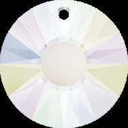 6724 Sun Pendant Swarovski Crystals