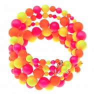 5811 NEON PEARLS LARGE HOLE SWAROVSKI