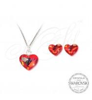Комплект Червено Сърце