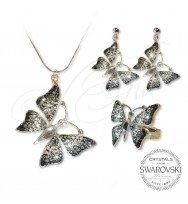 Комплект Пеперуди