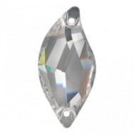 3254 DIAMOND LEAF SWAROVSKI ELEMENTS