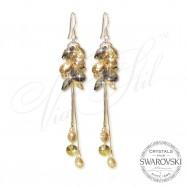 Earrings Ballerina - INGSHA