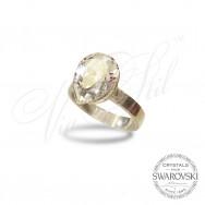 Ring Crystal Egg