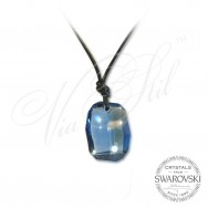 Necklace Denim Blue-6695
