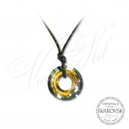 Necklace Disk Tabak