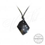 Necklace Jet Cosmic-6680