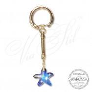 Starfish Keyring 6721 AB