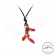 Coral Necklace-6790