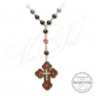 Necklace Red Faith