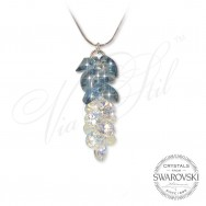 Necklace - Crystal Waterfall ABDEN