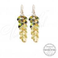 Waterfall Crystal Earrings VM