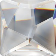 2422 ASYMMETRIC SQUARE (HIGH) SWAROVSKI ELEMENTS