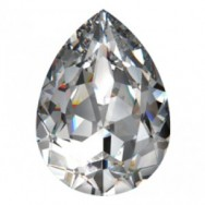 4320 CHUNKY PEAR SWAROVSKI ELEMENTS