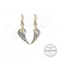 Обици Ангелски Криле