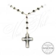 Колие Crystal Cross