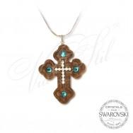 Necklace Cyan Faith