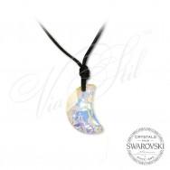Necklace Crystal Moon АB