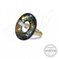 Ring Disk Bronze Shade