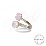 Ring Xirius Rose Water Opal