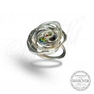 Пръстен Silver Rose